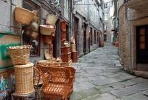 Vigo Old Town