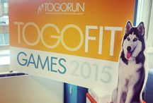 TogoFit Games 2015 / Our annual intercompany health competition to inspire health and wellness through fun events.