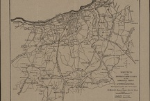 Civil War Maps / All images are sourced from the University of Virginia Library digital repository. All items are housed in the Albert and Shirley Small Special Collections Library, University of Virginia. You may request high quality images for reproduction from UVa Library's Digital Curation Services at http://tracksys.lib.virginia.edu