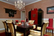 Oriental Flair for Dinning
