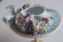 Miniaturas Sombreros
