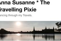 Anna Susanne* The Travelling Pixie / Photos on posts blogged on annasusanne.wordpress.com x