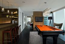 Entertainment Rooms / Games, home theatres, bar