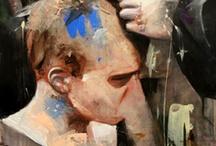 Paintings ( My work ) / http://louros.fr/