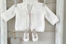 vintage baby knits / all things cute and baby like