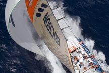 Yachts - Sailing / Sailing yachts - all using C-Tech's CT Sailbattens