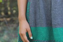 Knitting: Skirts and Dresses