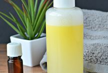 DIY Cosmetics & Cleaning Products