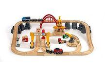 Brio Treinsets / Brio treinsets, de beste kwaliteit houten treinen! http://www.brio-trein.nl/treinsets/