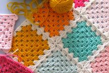 crochet and knitting / by Elena Bobbio