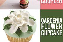 Decoración de cupcake / Boquillas
