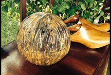 Ceramiczne Kule zapachowowe Madlennn / Wspaniałe ręcznie wykonywane kule, które zapełnią zapachem całe pomieszczenie.  Przeznaczone do naturalnych i pięknych zapachów.