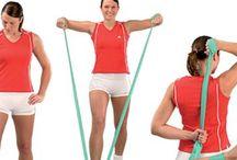 Exercicos com elástico