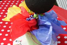 Kids Parties / Kid's birthday party ideas / by Soleil Makin