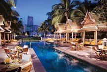 bahamas / place where I would go on a honey moon