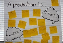 Reading - predictions / by Donna Walker