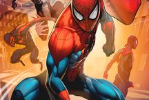 Comics/Super Heros / by Amanda Robertson