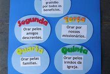 Cartazes sala de aula