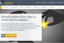 Patricia Álvarez: I.M. / Estudio y aplicación de las inteligencias múltiples en el aula.