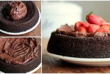 torta mouse de chocolate, tb vegana