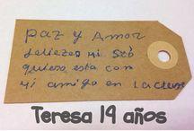 Los deseos de nuestros chicos para el 2015 / Deseos de los chicos y chicas de la Fundación Garrigou. Feliz Año 2015