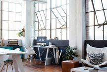 Work places / Coolest work spaces, office, startup / by Julien Hering