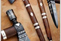Blades / Ostrza