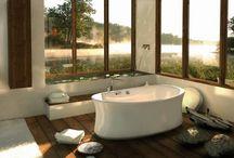 Bathroom / inspiration for the bathroom renovations