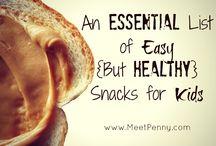 Snacks & Appetizers