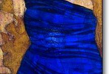 Richard burlet en azul