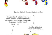 Scandinavian and the rest of the world