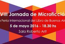 Participación en la Feria del Libro, Buenos Aires, mayo, 2016