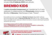 Primomodo & Brembo / Primomodo collabora con Brembo dal 2012 per i progetti Brembo Kids e Brembo For Family. Dal 2016 la collaborazione si estende anche a Brembo To You.