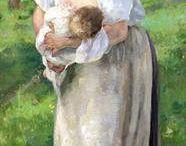 Mother and child... / by Ella Bobrek