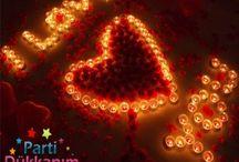 Sevgiliye Özel Süpriz Süsleme Paketleri