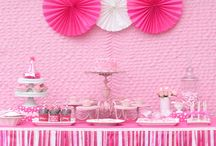 Girly Girl Party ideas