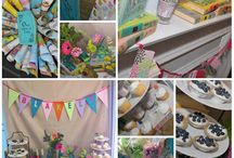 Storybook Baby Shower / Possible theme for Rachael's Baby shower in July / by Kayleigh Galletto