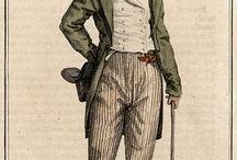 mens fashion early xix century