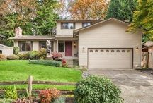 Pending Listing: 8608 172nd Ave NE Redmond, WA 98052 / Impeccable 4 bedroom, two-story updated home in desirable Education Hill. Spacious living rm. w/vaulted ceil & gas firepl. Formal dining w/millwork. Open kit. w/granite counters,chocolate cabs,stainls sink/fixture.Cozy nook & family room w/slider to patio. Master w/updated bath w/Silestone counters, new shower, and built-in closet organizer. Spacious beds. New white trim & 6-panel doors. Newer beige carpet.Gorgeous greenbelt backyard! Mins. to downtown Redmond, shopping, Microsoft. LKW schools.