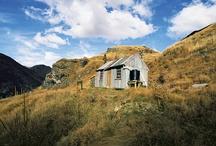 Huts / New Zealand Tramping huts