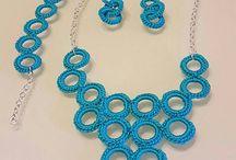 uncinetto creativo / gioielli ed accessori realizzati a mano