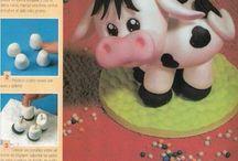 lehmät sokerista