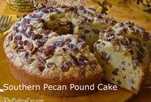 Pecan Cakes !!!