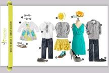 E L S E Y / Santa Monica beach family photo session what to wear inspiration