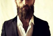 Men. Bearded.