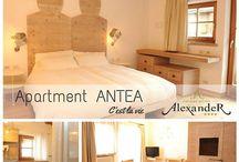 C'est la Vie / appartamenti in Livigno