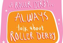 A Roller Girl's Dream / by Lindsey Hill