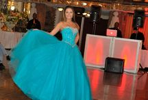 Sweet 16 at Villa Russo / Make your sweet 16 party beautiful and elegant at Villa Russo.