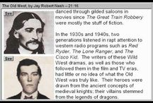History of Crime Videos / These subtitled History of Crime videos include videos on Western Lawmen & Outlaws, Assassinations and famous Murders  used by teachers, homeschoolers, Special Needs and ESL students. They are also ideal for students and children with Dyslexia.