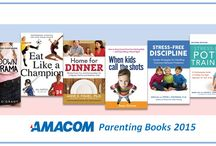 Parenting / Our parenting books inspire communication, growth, and connectivity.